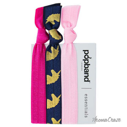 Essential Hair Bands - Unicorn Pink by Popband for Women - 3