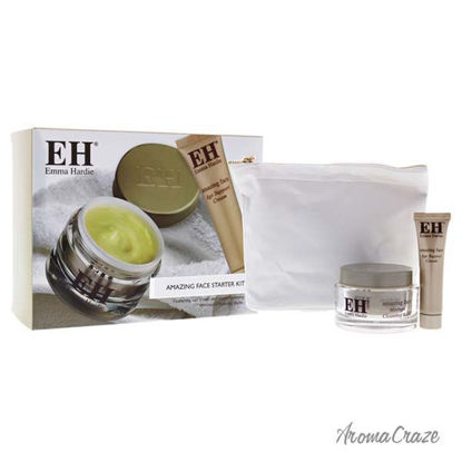 Starter Kit by Emma Hardie for Women - 4 Pc 1.7 oz Moringa C