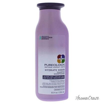 Hydrate Sheer Shampoo by Pureology for Unisex - 8.5 oz Shamp