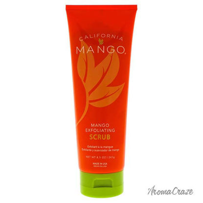 Mango Exfoliating Scrub by California Mango for Unisex - 8.5