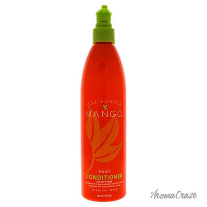Daily Conditioner by California Mango for Unisex - 12.5 oz C