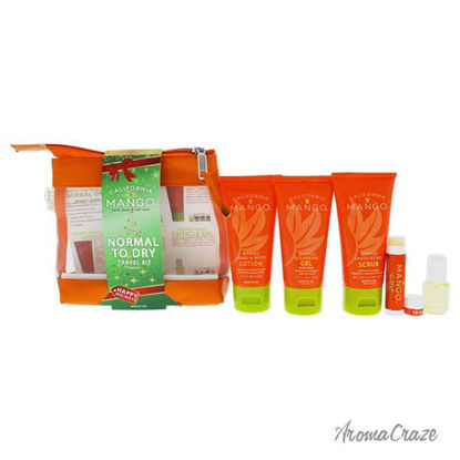 Mango to Go Travel Kit - Normal to Dry Skin by California Ma