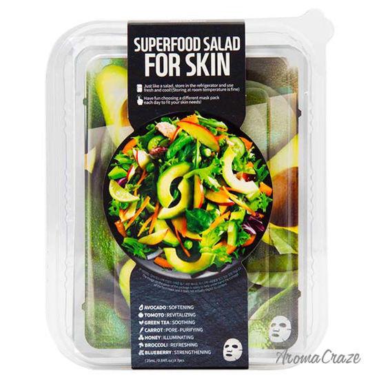 Superfood Salad Facial Sheet Mask For Skin - Avocado by Fa