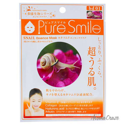 Essence Mask - Snail by Pure Smile for Women - 0.8 oz Mask