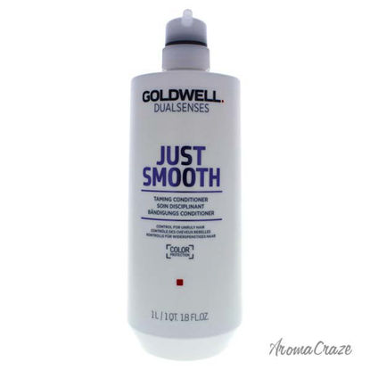 DualSenses Just Smooth Taming Conditioner by Goldwell for Un