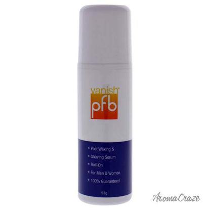 Vanish Roll On Shaving Gel by PFB Vanish for Unisex - 3.28 o