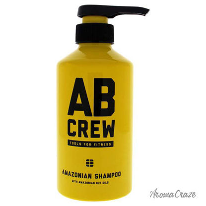 AB Crew Amazonian Shampoo by AB Crew for Men - 16 oz Shampoo