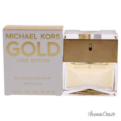 Gold Luxe Edition by Michael Kors for Women - 1 oz EDP Spray