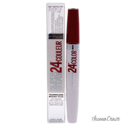 Superstay 24 2-Step Liquid Lipstick - 35 Keep It Red by Mayb