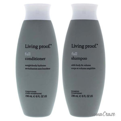 Full Shampoo and Conditioner Kit by Living Proof for Unisex