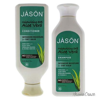 Moisturizing 84 Percent Aloe Vera Shampoo and Conditioner Ki