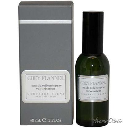 Grey Flannel by Geoffrey Beene for Men - 1 oz EDT Spray