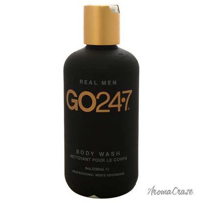 Real Men Body Wash by GO247 for Men - 8 oz Body wash