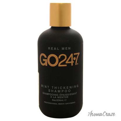 Real Men Mint Shampoo by GO247 for Men - 8 oz Shampoo