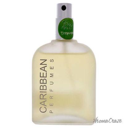 Caribbean Perfumes Tropique EDP Spray (Tester) for Men 1.7 o