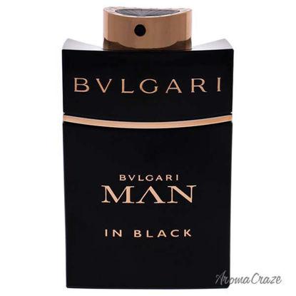 Bvlgari Man In Black EDP Spray (Unboxed) for Men 2 oz