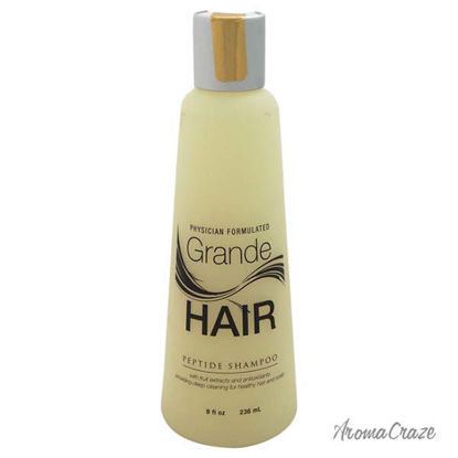 Grande HAIR Peptide Shampoo by Grande Naturals for Unisex -