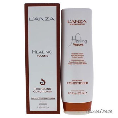 Healing Volume Thickening Conditioner by Lanza for Unisex -