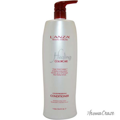 Color Preserving Conditioner by Lanza for Unisex - 33.8 oz C