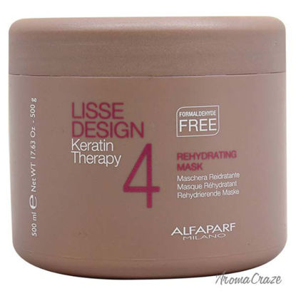Lisse Design Keratin Therapy 4 Rehydrating Mask by ALFAPARF