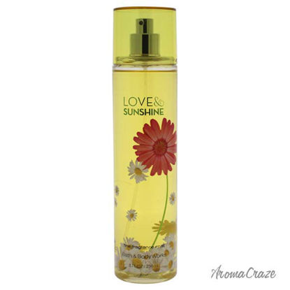 Love and Sunshine by Bath & Body Works for Women - 8 oz Fine
