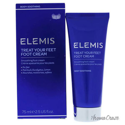 Treat Your Feet Foot Cream by Elemis for Women - 2.5 oz Foot