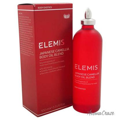 Japanese Camellia Body Oil Blend by Elemis for Unisex - 3.4