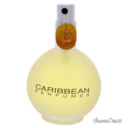 Caribbean Perfumes Soleil EDP Spray (Tester) for Women 2.3 o