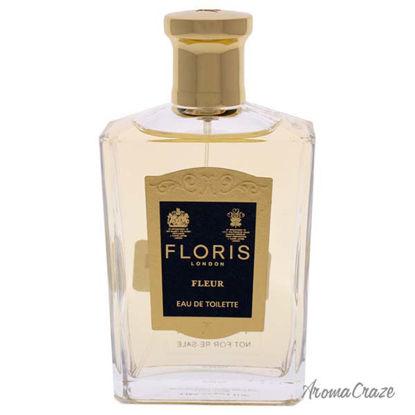 Floris London Fleur Eau EDT Spray (Tester) for Women 3.4 oz