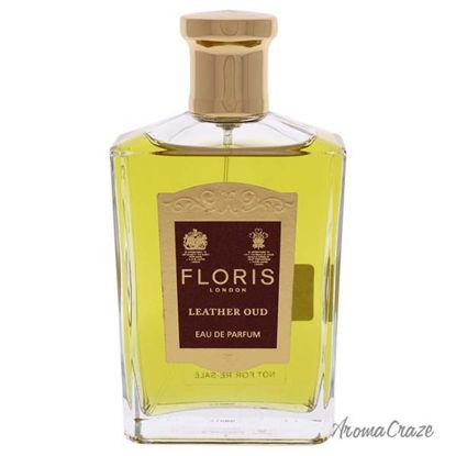 Floris London Leather Oud EDP Spray (Tester) for Women 3.4 o