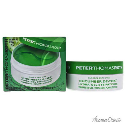 Cucumber De-Tox Hydra-Gel Eye Patches by Peter Thomas Roth f