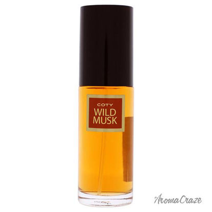 Wild Musk by Coty for Women - 1.5 oz Cologne Spray (Unboxed)