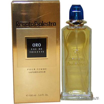 Oro by Renato Balestra for Women - 3.4 oz EDT Spray