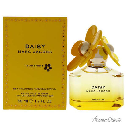 Daisy Sunshine by Marc Jacobs for Women - 1.7 oz EDT Spray