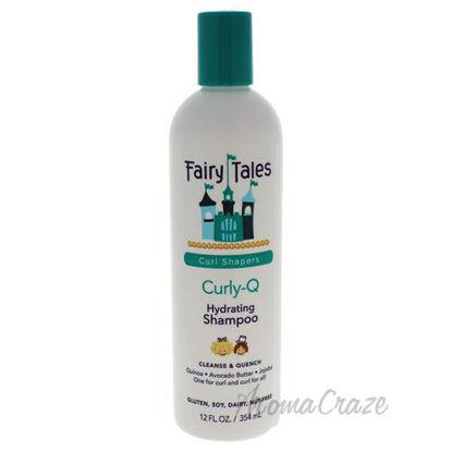 Curly-Q Shampoo by Fairy Tales for Kids - 12 oz Shampoo