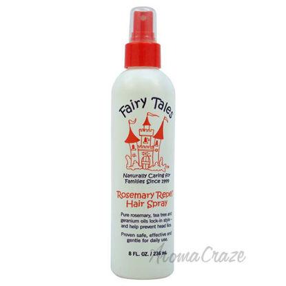 Rosemary Repel Hair Spray by Fairy Tales for Kids - 8 oz Hai