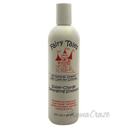 Super-Charge Detangling Shampoo by Fairy Tales for Kids - 12