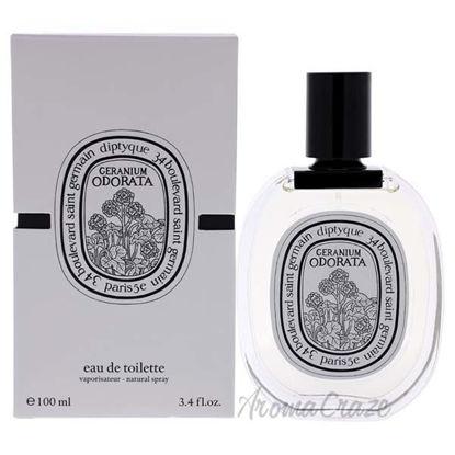 Geranium Odorata by Diptyque for Women - 3.4 oz EDT Spray