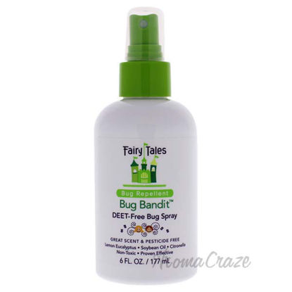 Bug Bandit by Fairy Tales for Kids - 6 oz Bug Repellent