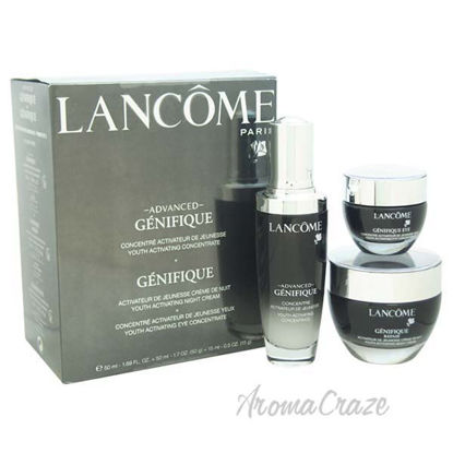 Advanced Genifique Youth Activating Skin Care Power of 3 - A