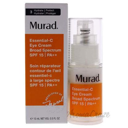 Essential-C Eye Cream SPF15 by Murad for Unisex - 0.5 oz Eye