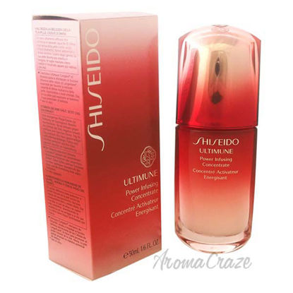 Ultimune Power Infusing Concentrate by Shiseido for Unisex -