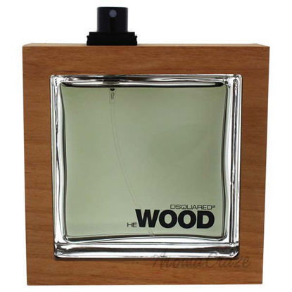 He Wood by Dsquared2 for Men - 3.4 oz EDT Spray (Tester)