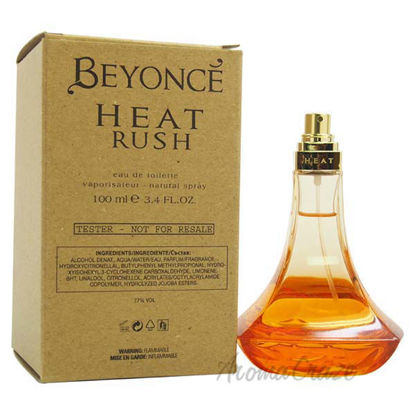 Beyonce Heat Rush by Beyonce for Women - 3.4 oz EDT Spray (T