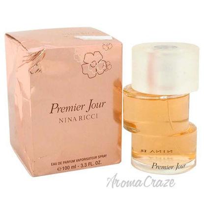 Premier Jour by Nina Ricci for Women - 3.3 oz EDP Spray (Tes