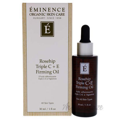 Rosehip Triple C Plus E Firming Oil by Eminence for Unisex -