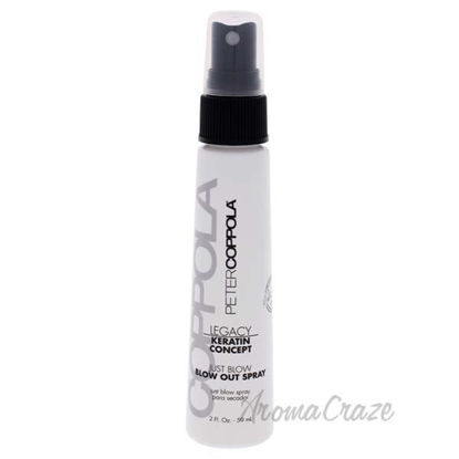 Just Blow Blow-Out Spray by Peter Coppola for Unisex - 2 oz