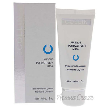 Puractive Plus Mask by G.M. Collin for Unisex - 1.7 oz Mask