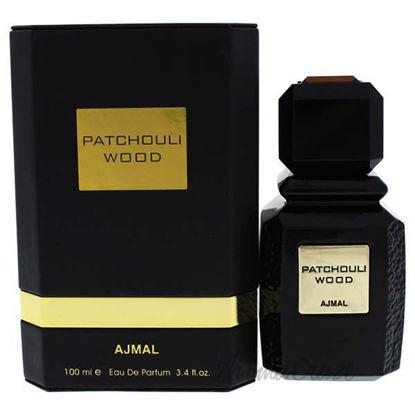 Patchouli Wood by Ajmal for Unisex - 3.4 oz EDP Spray
