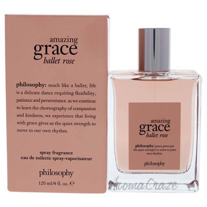 Amazing Grace Ballet Rose by Philosophy for Women - 4 oz EDT